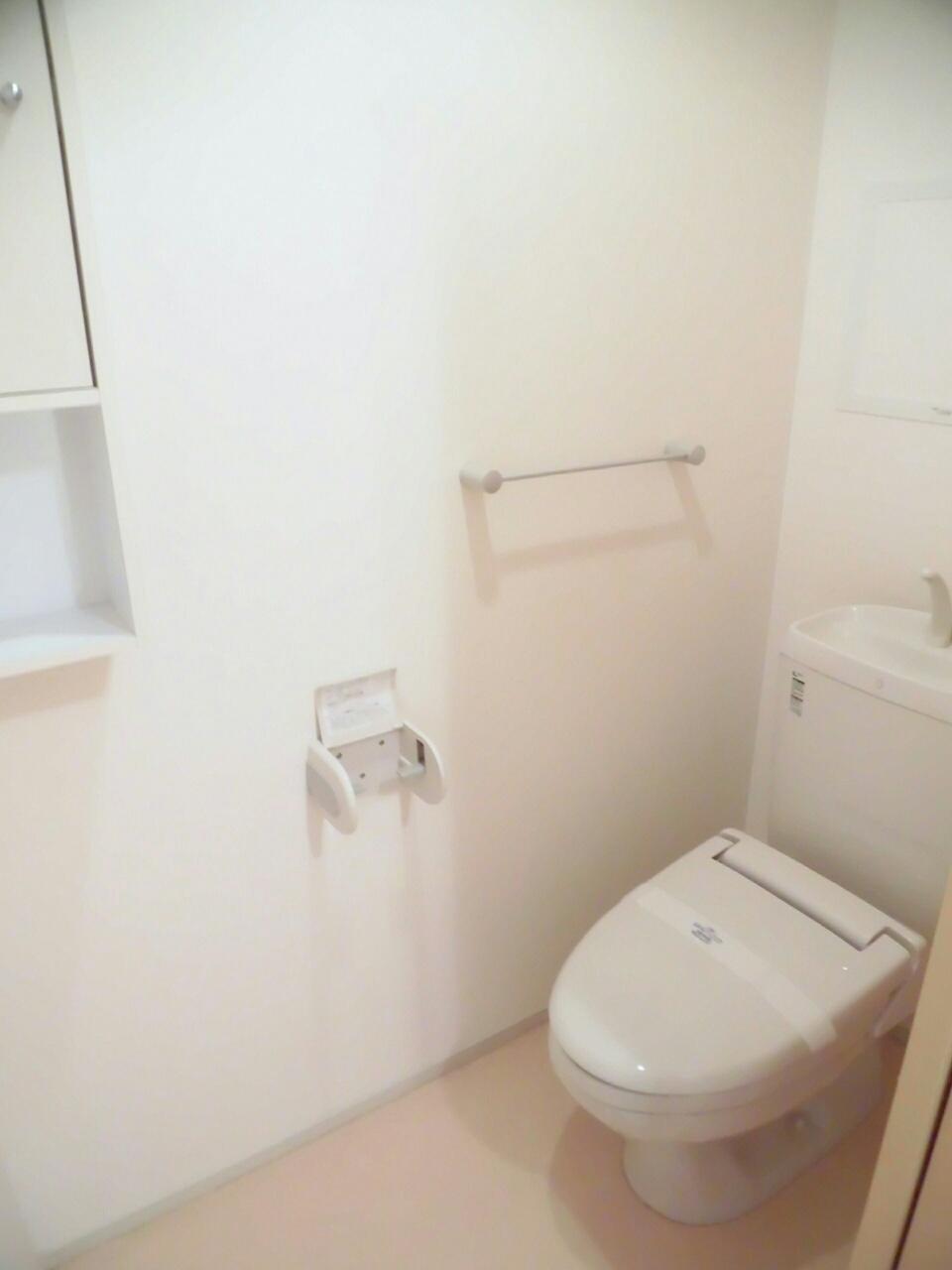 サピー・レジデンス 02010号室のトイレ