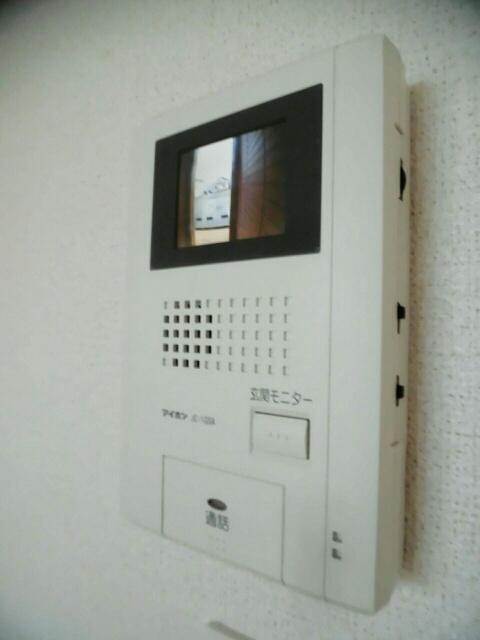サピー・レジデンス 02010号室のセキュリティ