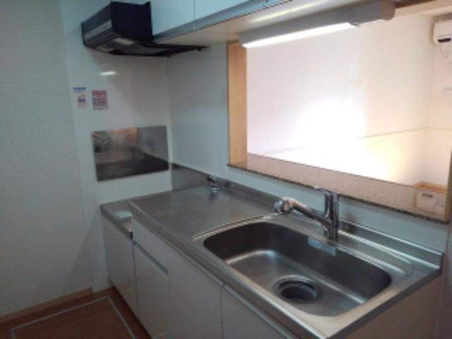 サニーコート 01020号室のキッチン