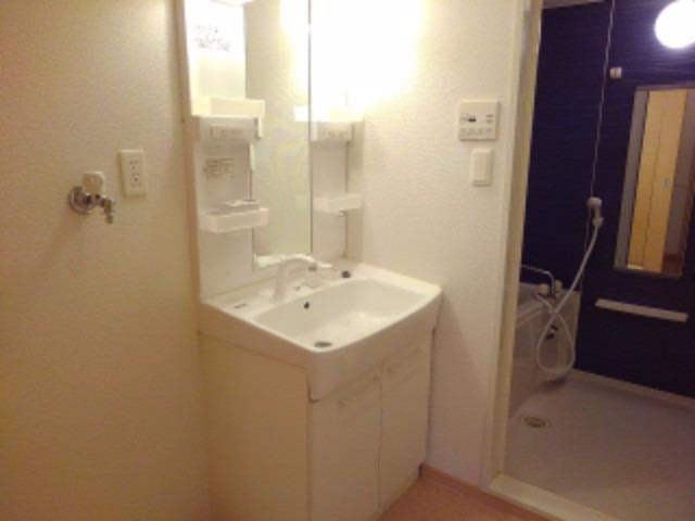 サニーコート 01020号室の洗面所