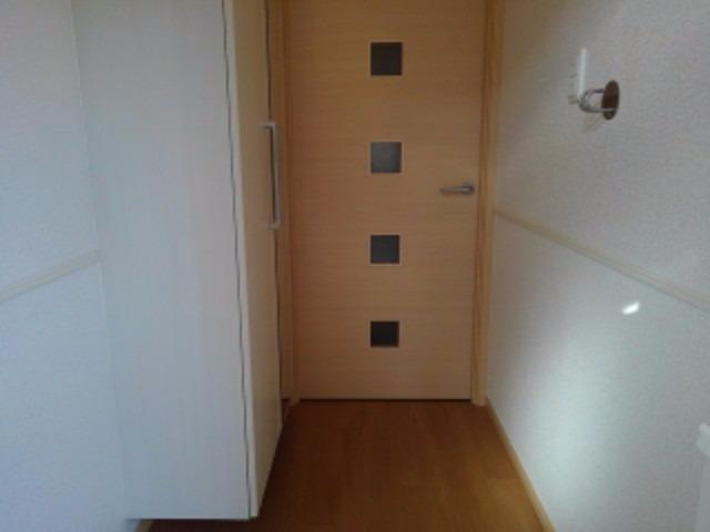 サニーコート 01020号室のバルコニー
