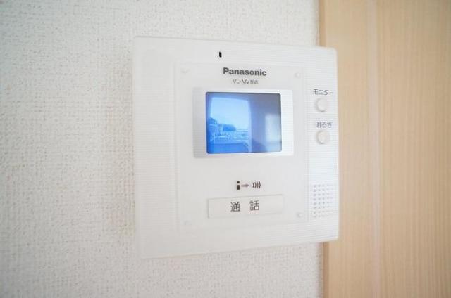 ブレッザⅡ 01010号室のセキュリティ