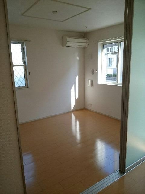 フォーカーレⅡ 01010号室のキッチン