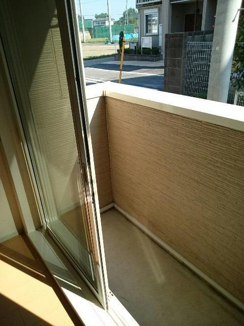 フォーカーレⅡ 01010号室の眺望