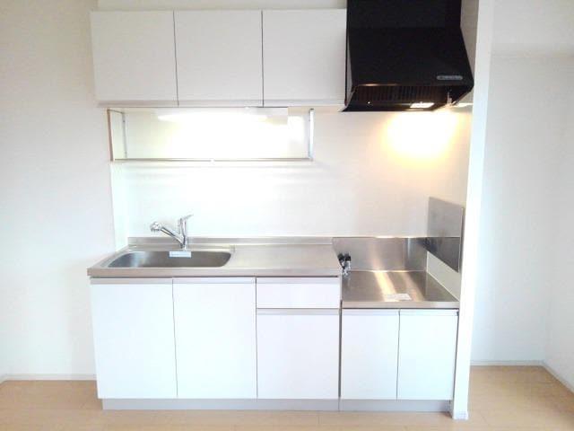 クレメントパークC 202号室のキッチン
