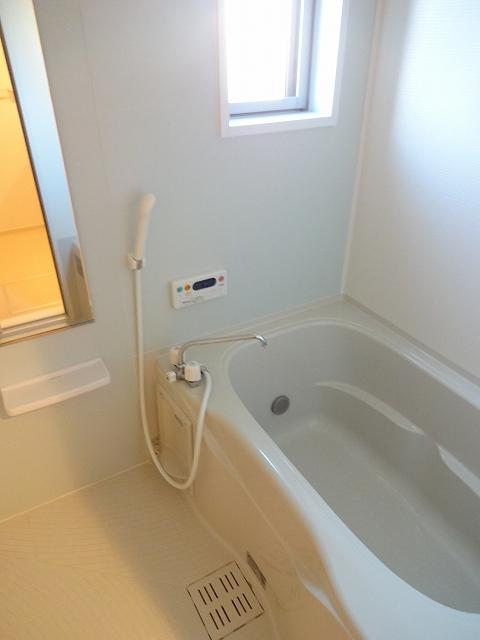 ガ-デンスクエアB 202号室の風呂