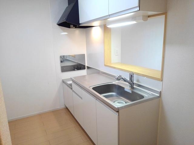 プリマ・ブリエ 02020号室のキッチン