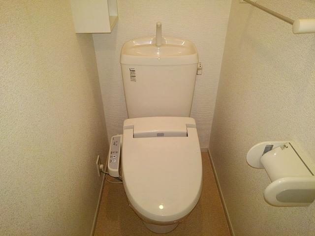 プリマ・ブリエ 02020号室のトイレ