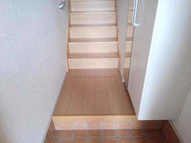 プリマ・ブリエ 02020号室の玄関
