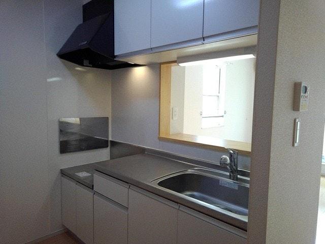 マンダリン ダック A 201号室のキッチン