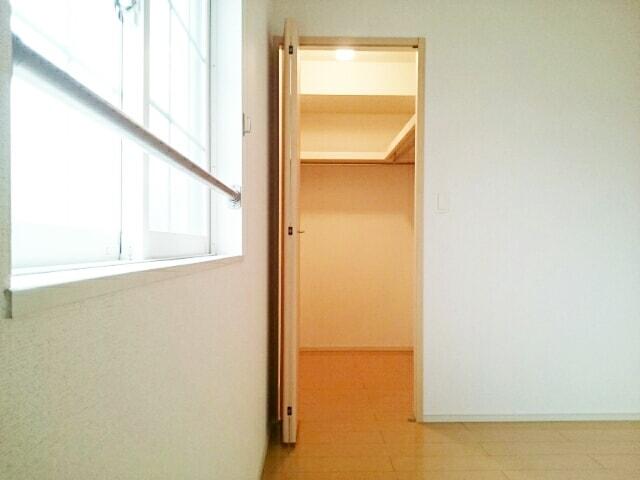 プレジールⅡ 201号室の洗面所