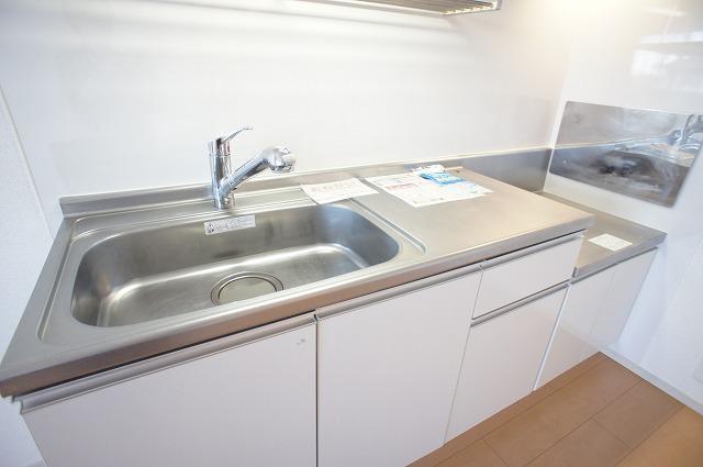 HAGA SIN-EIⅡ 02010号室のキッチン