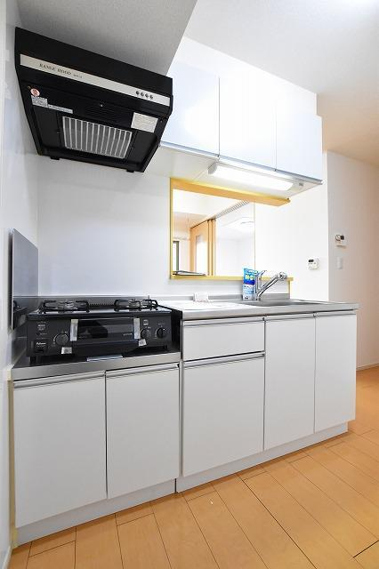 ティール Ⅱ 02020号室のキッチン