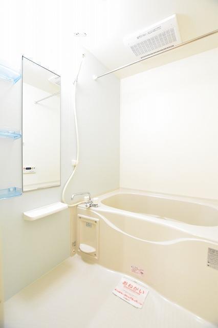 ティール Ⅱ 02020号室の風呂