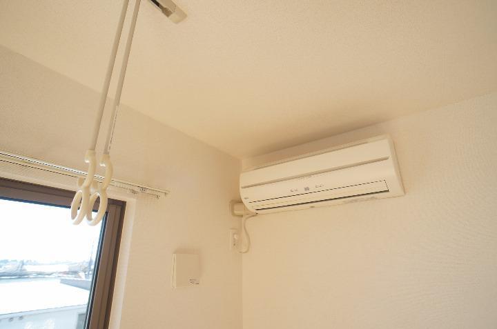 グラン メゾンA 03030号室のセキュリティ