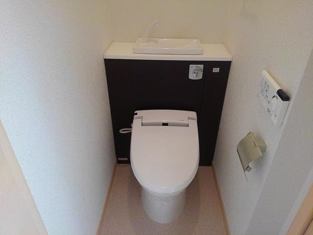 クレメント B 01060号室の風呂