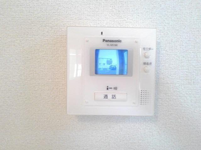 カーサ・セレノC 01010号室のセキュリティ