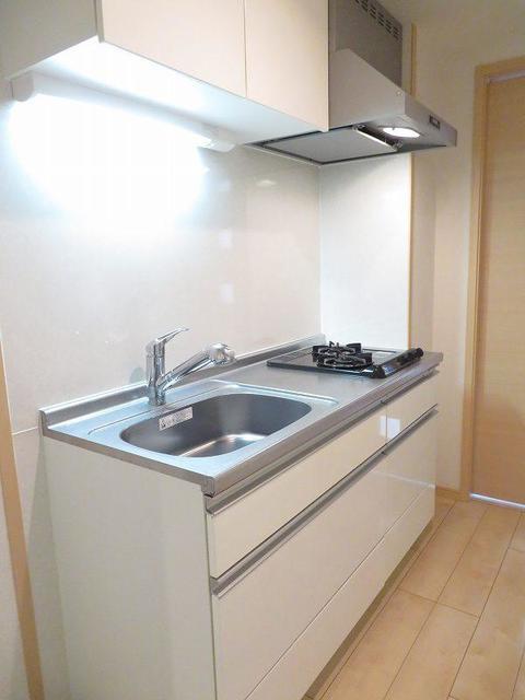 エテルノ 403号室のキッチン