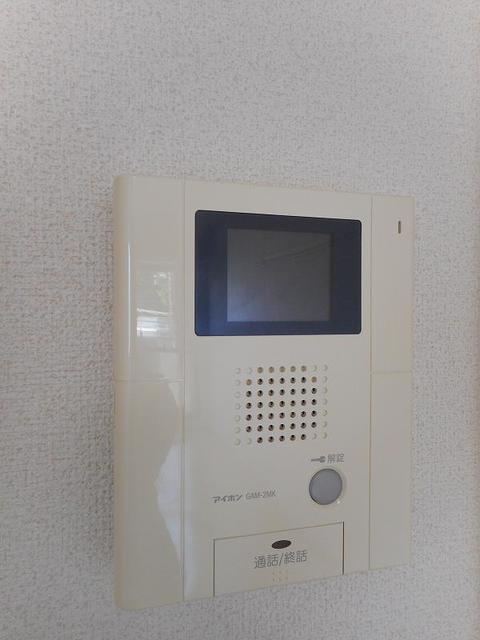 エテルノ 403号室のセキュリティ