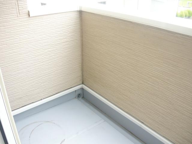カーサ・セレノD 02010号室のバルコニー