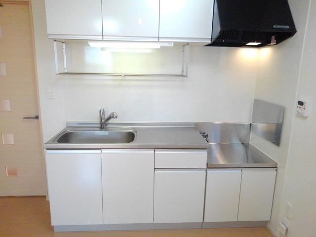 ベル・ソレイユ 01010号室のキッチン