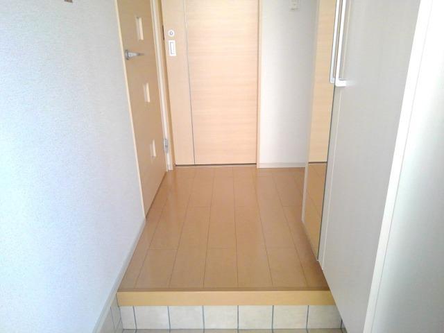 ベル・ソレイユ 01010号室の玄関