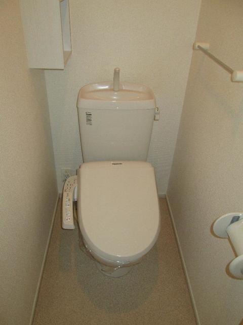 インプレス21 Ⅰ 01030号室のトイレ
