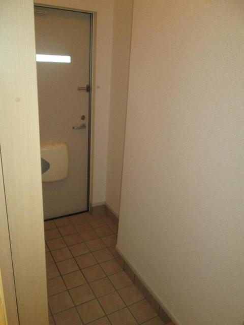 インプレス21 Ⅰ 01030号室の玄関