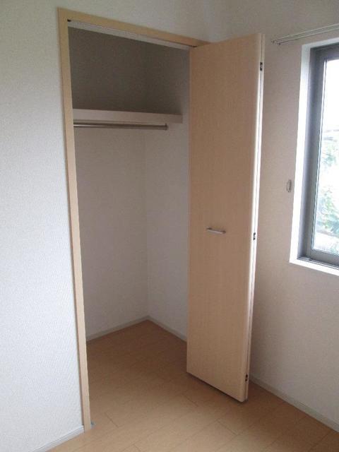 インプレス21 Ⅰ 01030号室の収納
