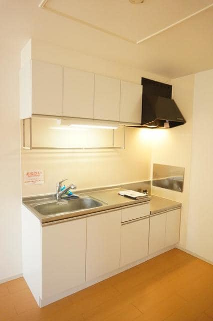 エアリーフィールドからたち 02010号室のキッチン