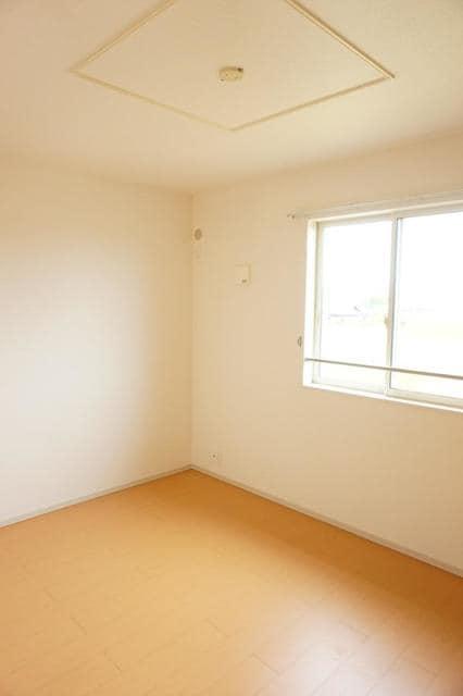 エアリーフィールドからたち 02010号室のベッドルーム