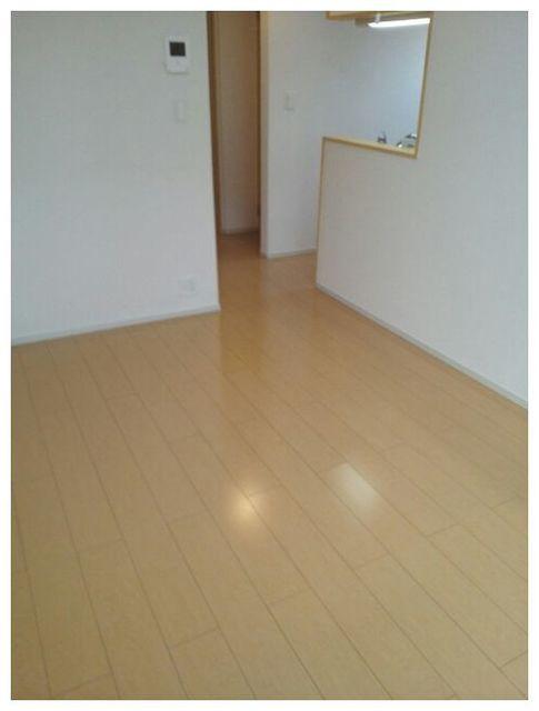 ラッフィナートB 02020号室のリビング