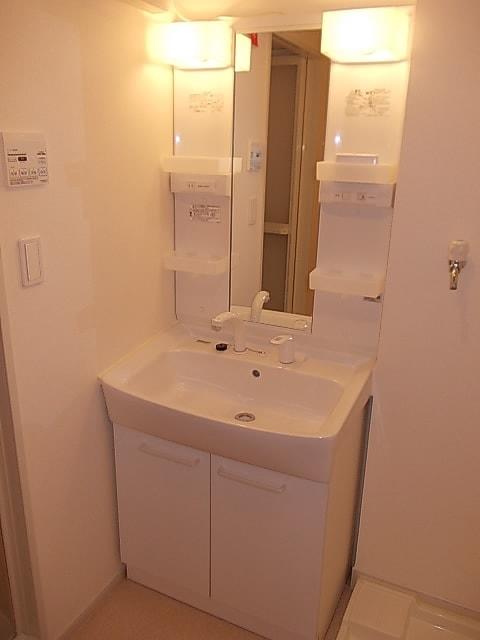 アルドーレ 201号室の洗面所