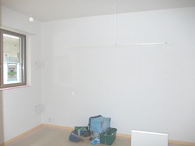 マロン レジデンス 103号室のベッドルーム
