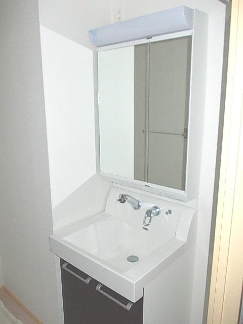 マロン レジデンス 103号室の洗面所