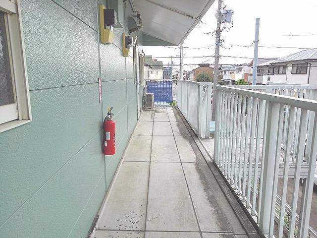 スカイビーンズ広田A 02010号室のエントランス