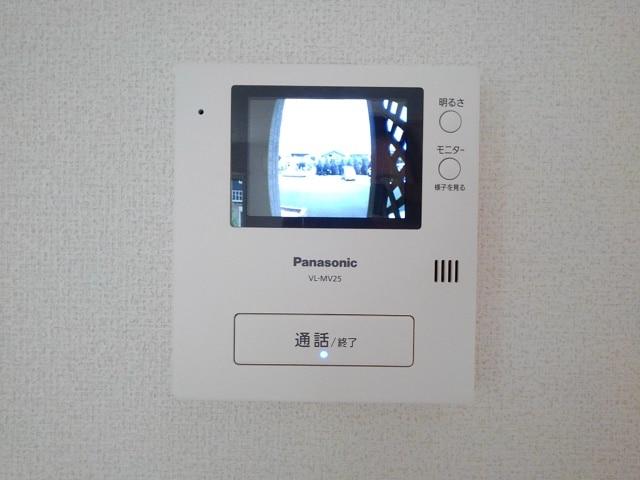レジェンド B 01010号室のセキュリティ