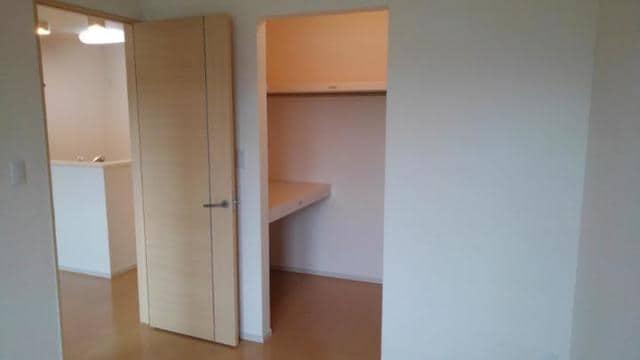 LOVELY 02020号室の収納