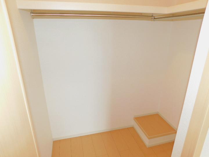 ライフノートⅢ 02010号室の収納