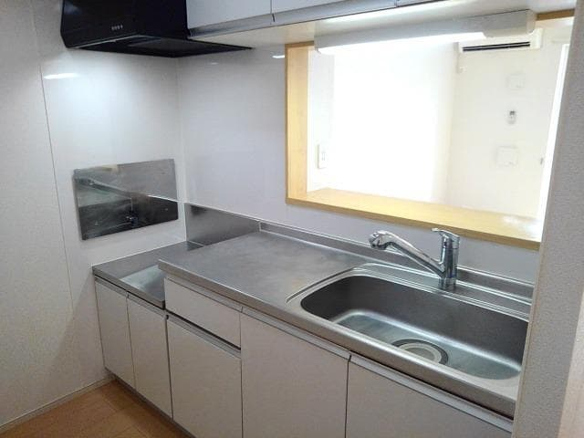 North Frontier 01020号室のキッチン
