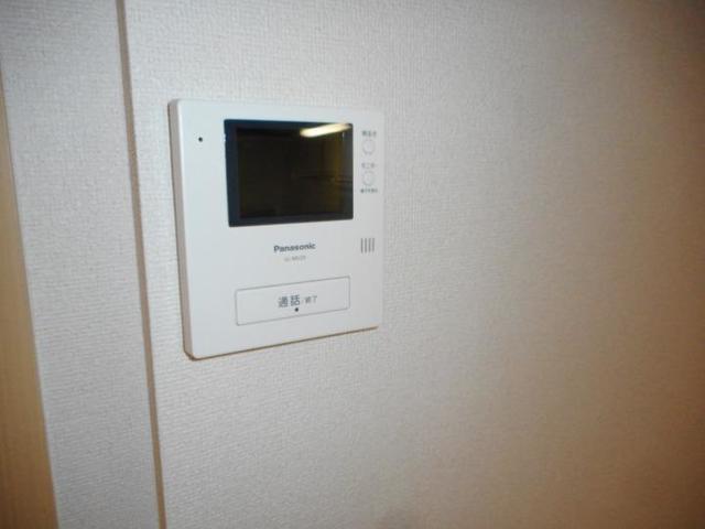 カフリーィエE 01030号室のセキュリティ