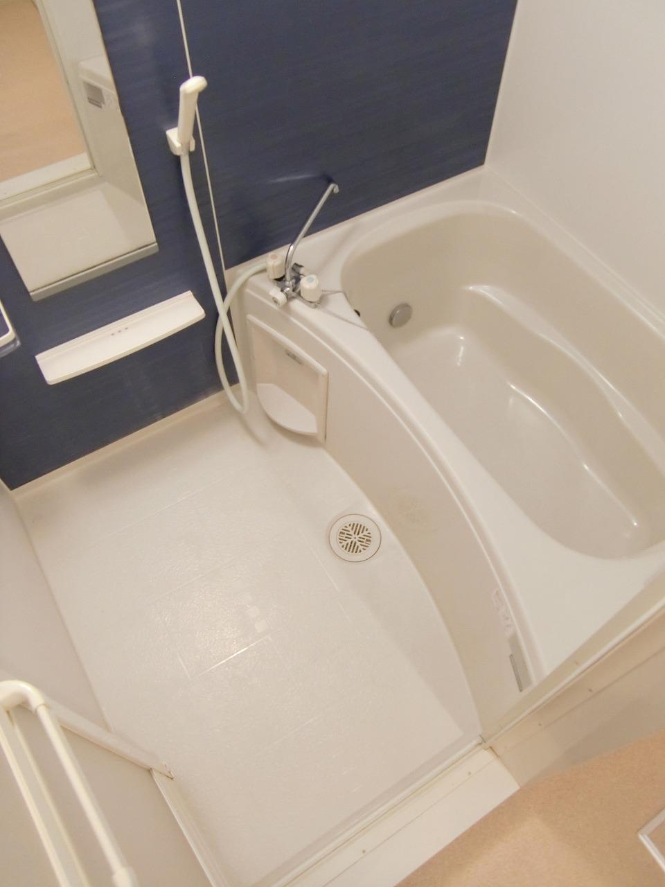 コーポ勢多Ⅵ番館 210号室の風呂