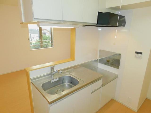 ヴィラ・ロイヤル Ⅰ 03010号室のキッチン