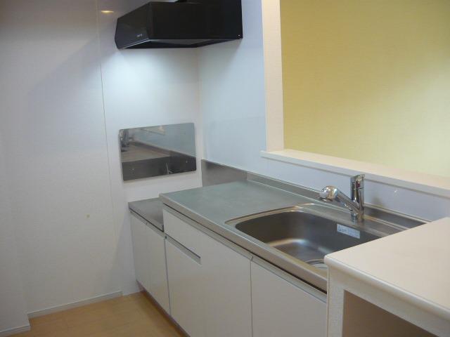 KALION A 103号室のキッチン