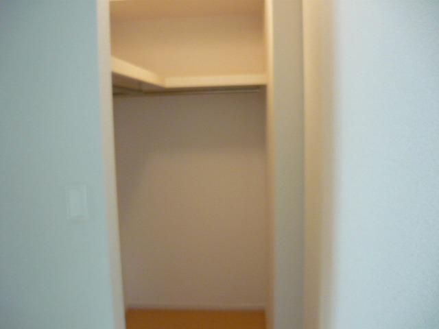 KALION A 103号室の収納