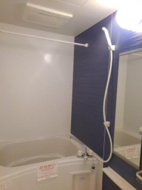 グレイスハイムⅥ 01010号室の風呂