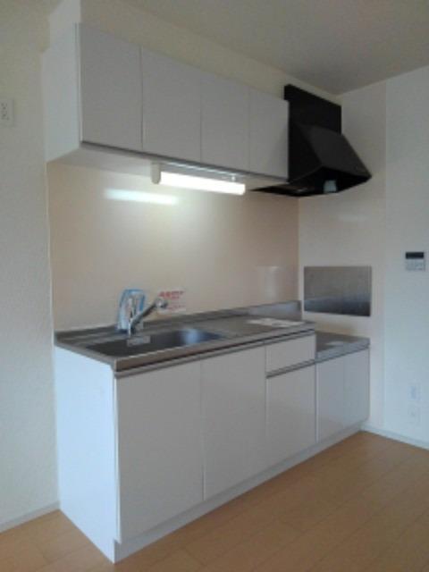 サンリットMⅡ 02010号室のキッチン
