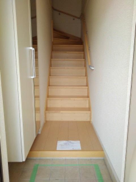 サンリットMⅡ 02010号室の玄関