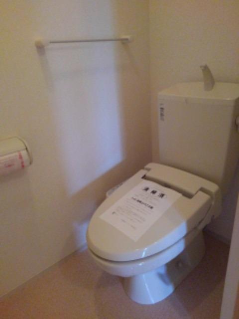 サンリットMⅡ 02010号室のトイレ