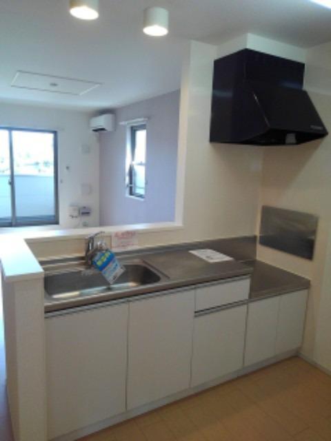 エルデ 02030号室のキッチン